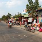 Bán lô J32 Mỹ Phước 3 hướng Bắc hướng Nam gần chợ dân đông.