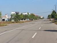 Bán đất mặt tiền đường DE4 đối diện nhà máy Kingtech Mỹ phước 3