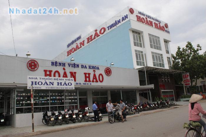 Bán Lô J15 đối diện Bệnh viện Hoàn Hảo