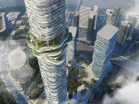 """Dự kiến vào năm 2022, một tòa nhà mới tại Tp.HCM sẽ """"soán ngôi"""" công trình Landmark 81"""