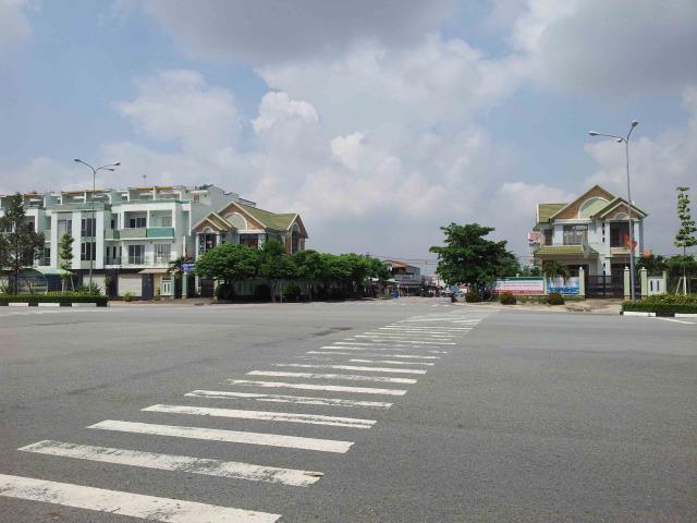 Bán lô i1 hướng Tây đường Mỹ Phước Tân Vạn Bình Dương.