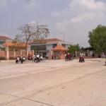 Bán Lô J47 hướng Tây đối diện trường học Mỹ Phước 3 BD.