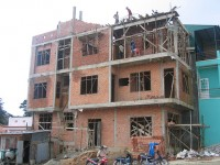 Xây nhà ở từ 7 tầng trở lên phải có thẩm tra thiết kế