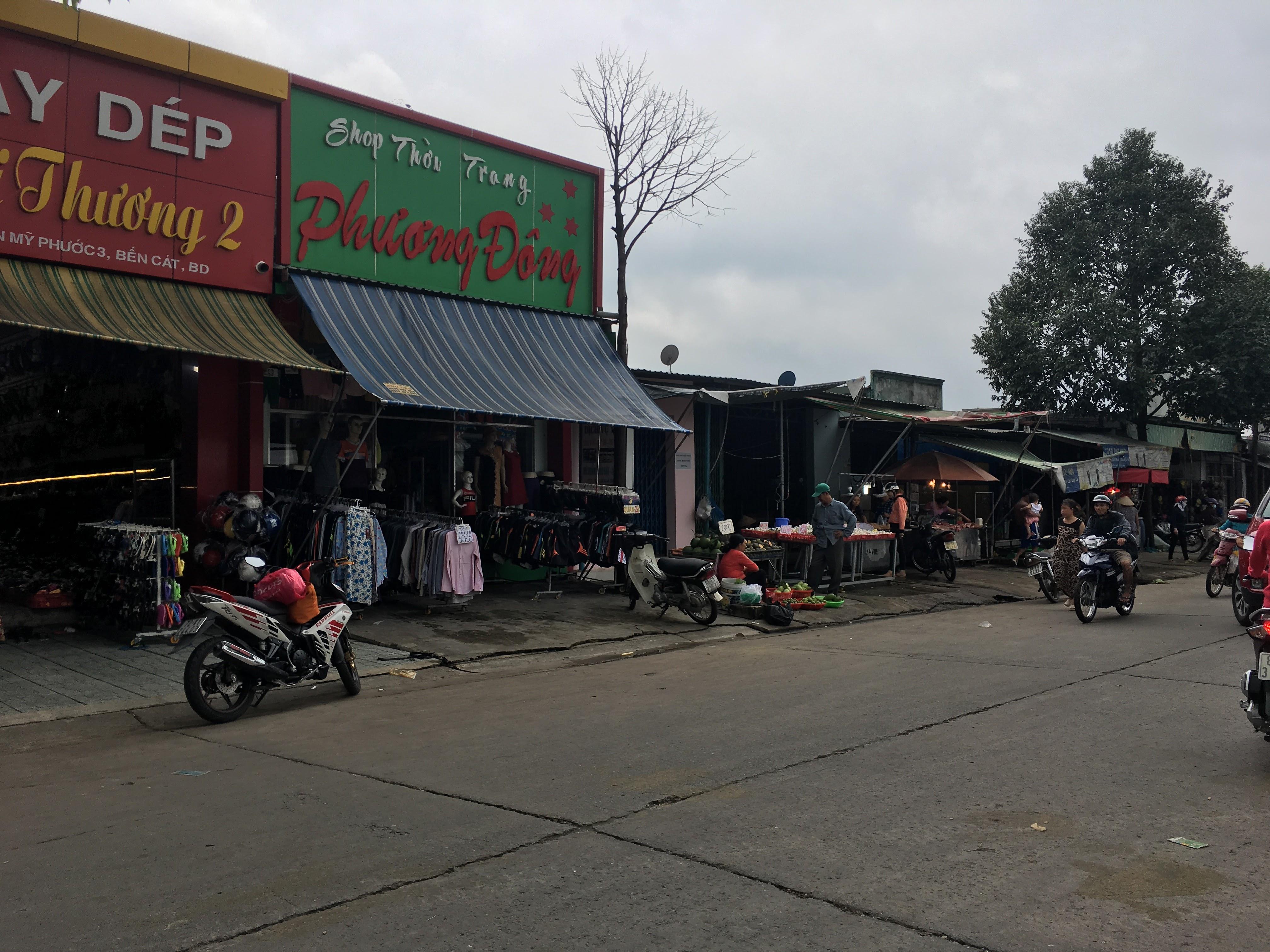 Bán Lô J38 gần chợ chính Mỹ Phước 3