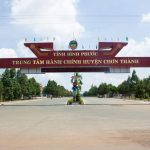 Cần mua đất trung tâm hành chính Chơn Thành